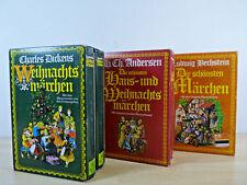 Charles Dickens, Andersen, Bechstein: Märchen, Weihnachtsmärchen u. Hausmärchen
