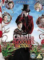 Charlie And The Cioccolato Fabbrica DVD Nuovo DVD (1000085865)