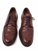 Allen Edmonds Leeds Dress Plain-toe Blucher Shoe Size 9D