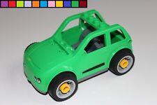 Lego Duplo - Big Car - abschraubbare Wheels - TOOLO - Green - AUS 5641