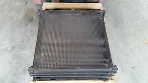 CAST IRON GREASE TRAP GATIC LID