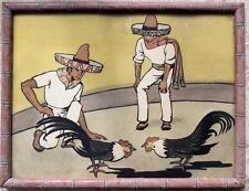 Antique Mexican Folk Art