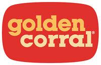 $25.00 Golden Corral E - Gift Card (Read Description)