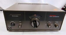 Heathkit HW-99 CW Transceiver 80- 40-15-10 Meters 50 Watts Built in Power Supply