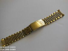 Vintage OMEGA Beads Of Rice Bracelet, Seamaster / Constellation, 1960's