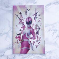 Boom Studios Mighty Morphin Power Rangers #29 Pink Ranger Variant Joana LaFuente