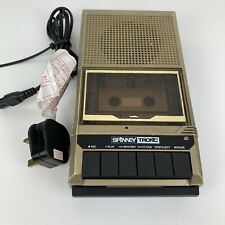 More details for vintage spinney tronic portable audio cassette player recorder tested & working