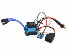 60A Brushless Motor ESC Speed Controller for 1/10 1/12 1/16 RC Car 3650 9t 10t