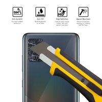 Protector Cristal Templado lente camara trasero Samsung Galaxy A71