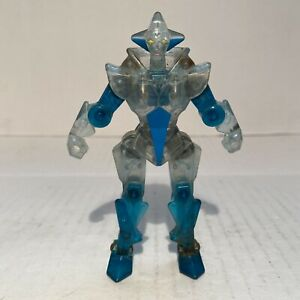 Bandai 1986 GoBots Rock Lords Jewel Solitaire  Action Figure -Rusty Screws-