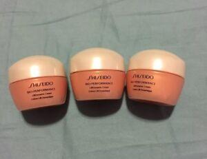 New SHISEIDO Bio Performance LiftDynamic Cream 10mlx3=30ml/1.05oz