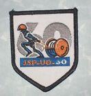 """JSP Patch - Jeunes Sapeurs-Pompiers -   France Fire - 2 3/8"""" x 3"""""""