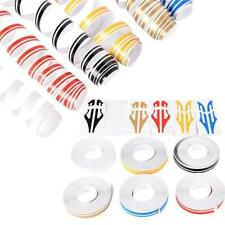 1 roll 12mm x 9.8m Double Pin Striping Stripe ABS Tape Sticker Car 1//2 inch R5V7