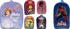 Childrens Niños Niñas Novedad Personaje mochilas bolsas de mano de almuerzo escolar