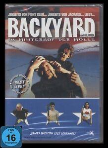 DVD BACKYARD - IM HINTERHOF DER HÖLLE (Wrestling - Backyard Fight) ** NEU **