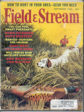 9/1966 Field and Stream Magazine