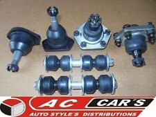 2 Upper 2 Lower Ball Joints 2 Sway Bar Links 12 Month Warranty 4WD ONLY