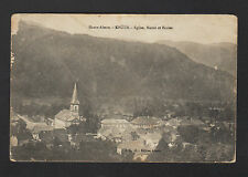 KRUTH (68) ECOLES , MAIRIE , VILLAS & EGLISE en 1918