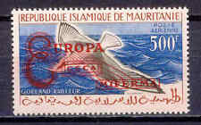 Vögel, Birds, Europa, Miferma - Mauretanien - VI II ** MNH 1962