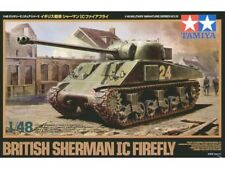 Tamiya 1/48 scale WW2 BRITISH SHERMAN IC FIREFLY