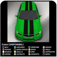 4X Strisce decorative adesivi RALLY auto Strisce cofano e tetto adesivi DTM