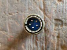 Amphenol 5 Pin Circular Connector Mil