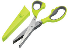 Kitchen Craft Stainless Steel 5 Bladed Herb Snipping & Shredding Scissors