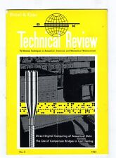 BRUEL & KJOER - TECNICAL REVIEW - Nº 2 - 1965