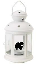 More details for keeshond lantern gift valentines day personalised white christmas