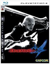 Playstation 3: Devil May Cry 4 Edición Limitada (PS3) los videojuegos
