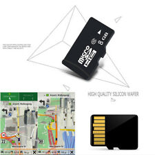 8G TF Card with Australia New Zealand Lastest Maps Android System for Car GPS