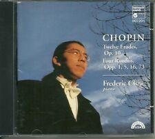 Chopin: 12 Etudes, Op. 10; Rondos, Opp. 1, 5, 16, 73 (CD, Jul-1997, Harmonia Mu
