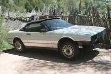 Cadillac Allante 1993 Parts LOT