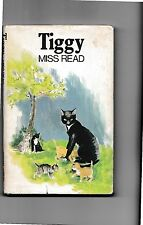 Tiggy---Miss Read---Clare Dawson---hc/dj-1971---Michael Joseph
