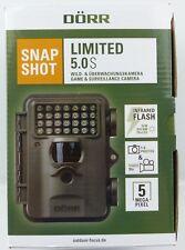 Dörr Wildkamera Fotofalle SnapShot Limited 5.0S Überwachungskamera 5.0 MP