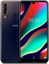 Wiko View 3 Pro 128gb [Dual Sim] Anthracite-Blue/Oro [senza SIM-lock] ACCETTABILE
