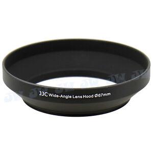 JJC 67mm Metal Lens Hood for NIKON AF-S 18-70MM 1:3.5-4.5G Wide-Angle Lens