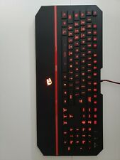 Redragon K502 LED Backlit Silent Keyboard In Excellent Condition