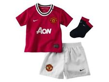 Nike Manchester United Home Football Shirts (English Clubs)