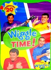 The Wiggles: Wiggle Time! DVD, NEW! FREE SHIP! Sing /Dance / Parties/ Childrens