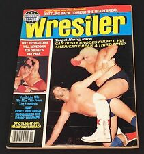 VINTAGE WRESTLING ~ Magazine ~ The Wrestler ~ November 1983 ~  wwf