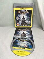 Batman: Arkham Asylum PlayStation 3 Game Ps3