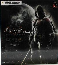 Batman Arkham Knight Robin Play Arts Kai Action Figure IN STOCK USA SELLER