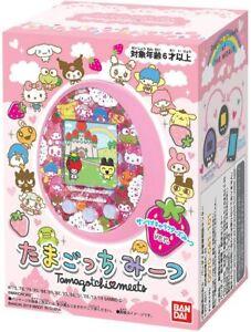 BANDAI Tamagotchi Hello Kitty Sanrio Characters meets version Pink Color