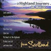 Various Artists : A Highland Journay CD (2005) ***NEW*** FREE Shipping, Save £s