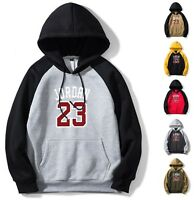 NEW Mens Hoodie Michael Air Jordan 23 Men Sweatshirt Hoodies Street Sportswear