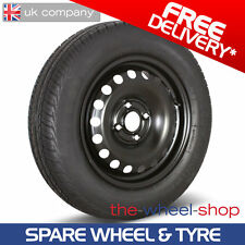 "15"" Vauxhall Agila 2008 - 2014 Full Size Spare Wheel & Tyre - Free Delivery"