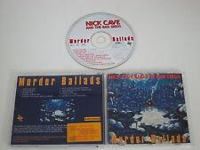 NICK CAVE & THE BAD SEEDS/MURDER BALLADS(MUTE INT 846.927) CD ALBUM