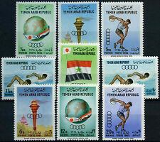 Yemen 1964 SG#272-280 Olympic Games MNH Set #D33826
