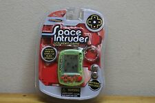 Space Intruder LCD Video Game Keychain